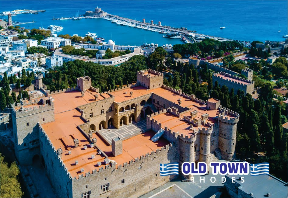Rhodes island Greece OLD-TOWN-9 Rhodes Holidays - 10 Reasons to Travel to the Island of the Knights! Activities Beaches Rhodes best sight to visit Rhodes best sights Rhodes Holidays